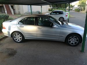 2007 Mercedes Benz 180C