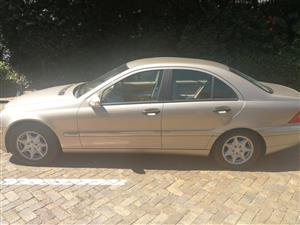 2003 Mercedes Benz C Class C200 Classic