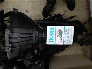 TOYOTA HILUX GEARBOXES FOR SALE