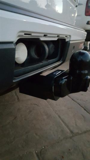Discovery 4 tow bar
