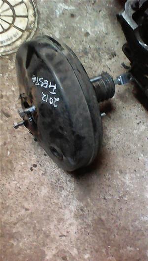 FORD FIESTA 2012 1.4 BRAKE BOOSTER