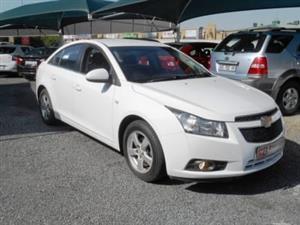 2013 Chevrolet Cruze sedan 1.6 LS