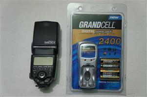 Canon Speedlite 580EX E-TTL II/E-TTL
