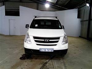 HY026 HYUNDAI H1 PANEL 2012 *STRIPPING FOR SPARES*