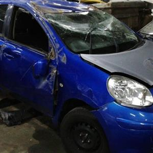Micra stripping for spares