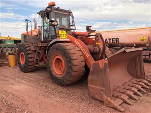 2008 Hitachi ZW250 Loader
