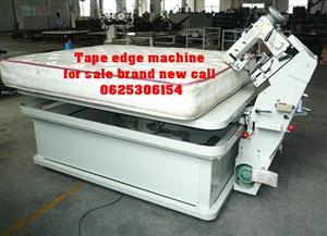 Tape edge machine for sale Brand new