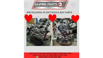 COMPLETE ENGINE'S AVAILABLE