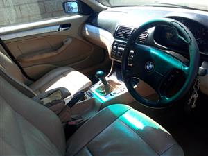 2004 BMW 3 Series 316i