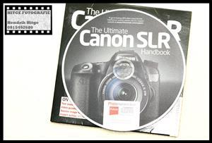 The Ultimate Canon SLR Handbook Software CD