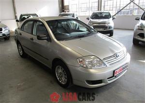 2007 Toyota Corolla 160i GLE automatic