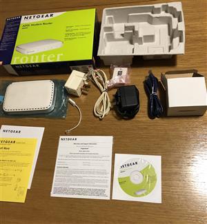Netgear DG632 ADSL Modem Router
