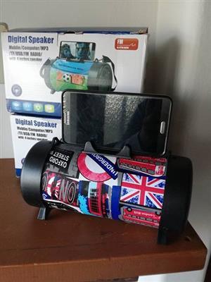 Digital Speaker