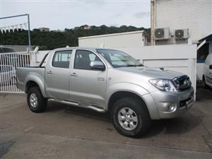 2005 Toyota Hilux 3.0D 4D double cab 4x4 Raider