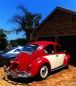 1967 VW Beetle BEETLE 2.0 Highline A/T