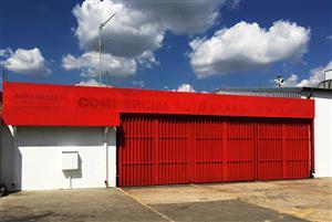 Warehouse For Rental in Boksburg.