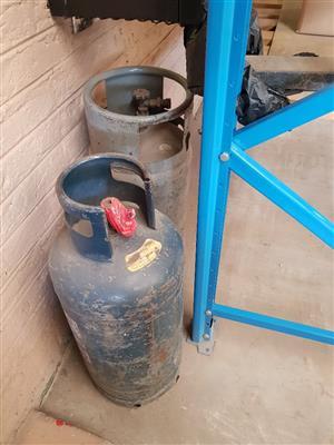 Forklift Gas Cylinders