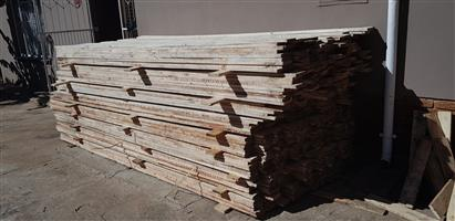 3meter New Pine Pallet Timber Pieces for sale