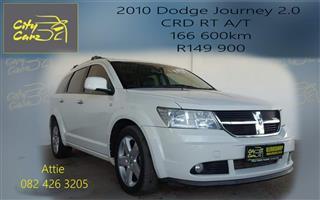 2010 Dodge Journey 2.0CRD R/T
