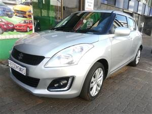 2014 Suzuki Swift hatch SWIFT 1.2 GA
