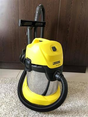 Karcher wet and dry vacuum for sale