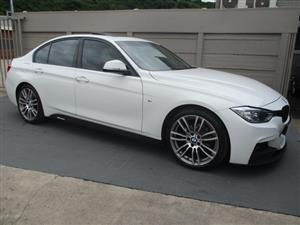 2015 BMW 3 Series 320d M Performance Edition sports auto