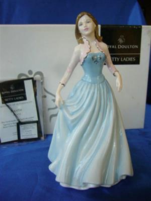 Royal Doulton HN4728 Pretty Ladies Lucette