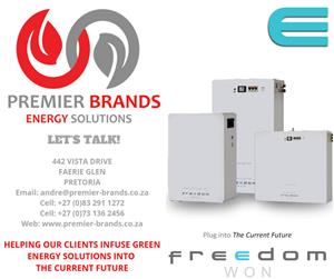 Freedom Won Lite Home 15/11 Lithium LiFePO4 Battery System