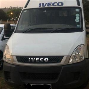 iveco 22 seater.