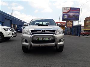 2014 Toyota Hilux 3.0D 4D double cab 4x4 Raider