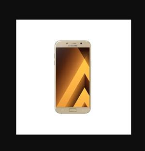 Samsung Galaxy A7 2017 32 GB gold for sale