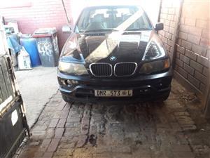 2001 BMW X5 M (F15)