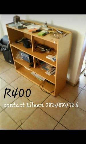 Light wooden shelf for sale