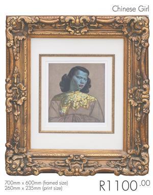 Vladimir Tretchikoff art work