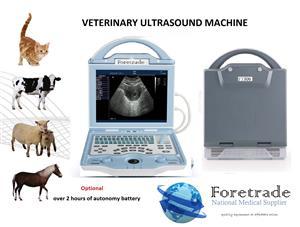 FT500 Veterinary Ultrasound Machine R29500