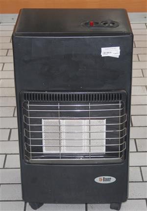 Bauer gas heater with 3 panel S036783A #Rosettenvillepawnshop