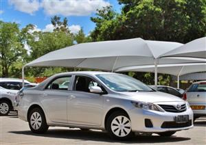 2016 Toyota Corolla COROLLA 1.6 ESTEEM