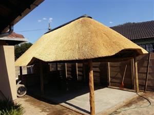 Lapa, thatch, grassdakke, thatched roofs deals in Gauteng