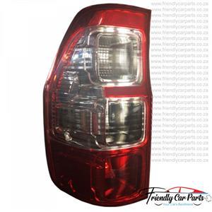 Ford Ranger Tail Lamp + Socket Left 2012-2015