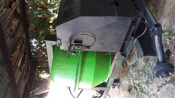 300 litre  electric concrete mixer