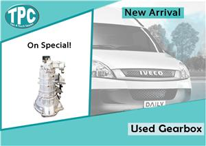 Iveco Daily  Used Gearbox For Sale at TPC