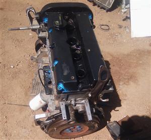 Ford focus 1.6 Engine