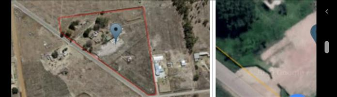 Land and warehouse forsale