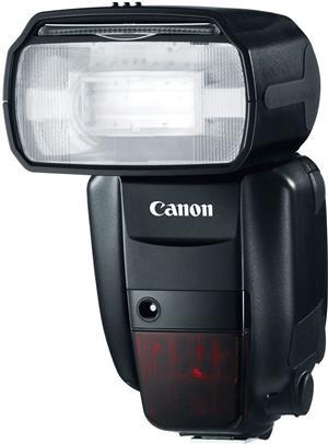 CANON 600-EX-RT SPEEDLITE