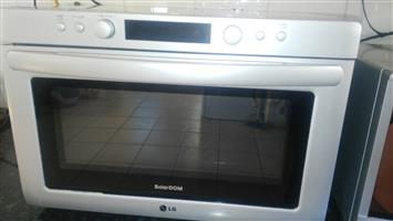 LG SOLAR DOME CONVENTIONAL OVEN