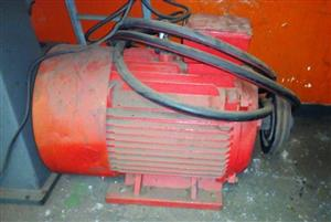 45kW 380V electric motor with VSD