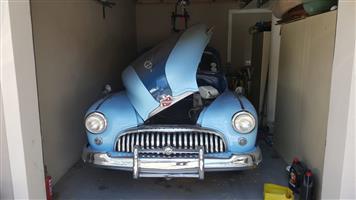 Buick 1948 X2