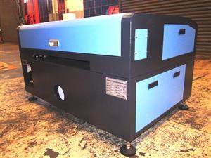 LC-1610/D120 TruCUT Standard Range 1600x1000mm Cabinet, Conveyor Table, Double Laser Head