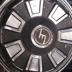 Mazda1300 old model, wheel cap