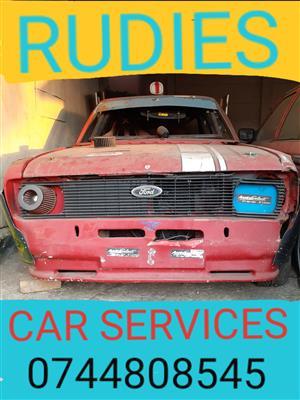 RUDIES CAR SERVICES 0744808545